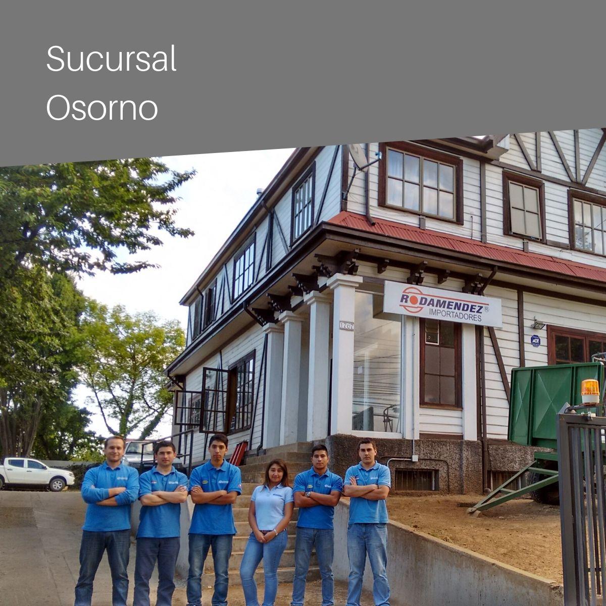 Rodamientos Osorno