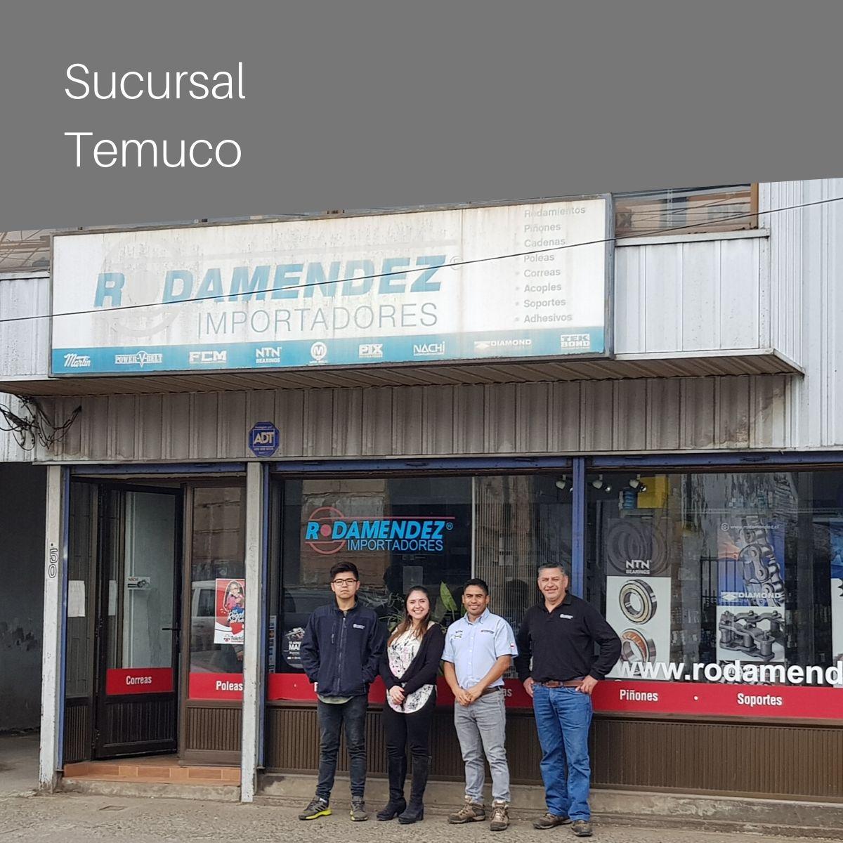 Rodamientos Temuco