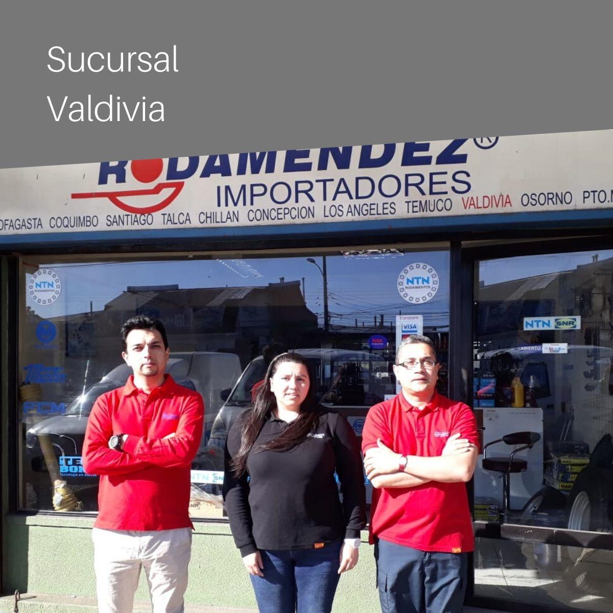 Rodamientos Valdivia
