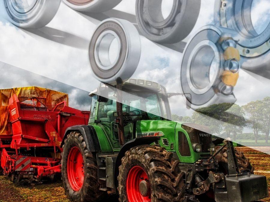 Rodamientos agrícolas