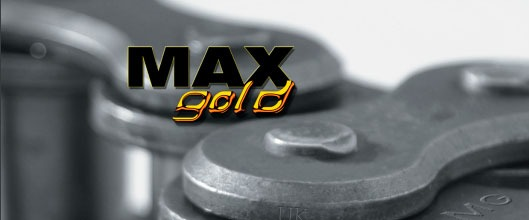 Cadenas de transmisión Max Gold