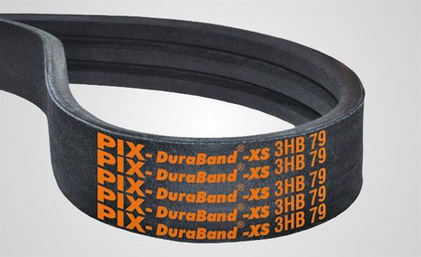 Correas multi banda PIX